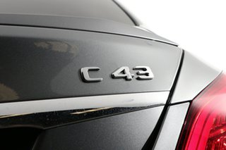 2019 Mercedes-Benz C-Class C43 AMG 9G-TRONIC 4MATIC Sedan.