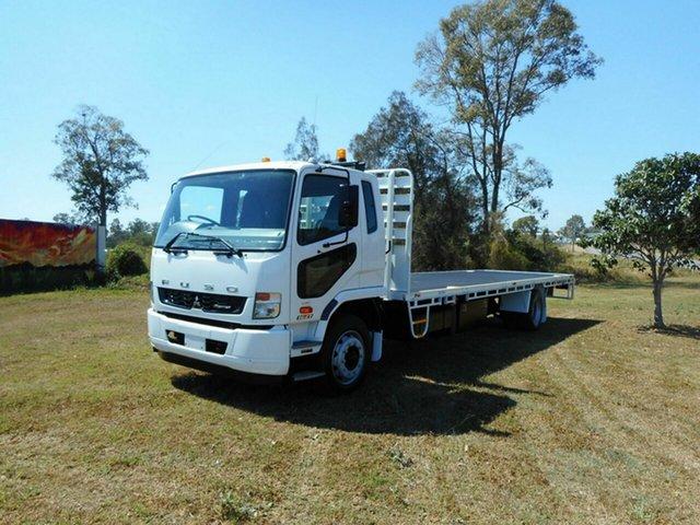 Used Mitsubishi Fighter FM 600, Rocklea, 2013 Mitsubishi Fighter FM 600 Tray Truck