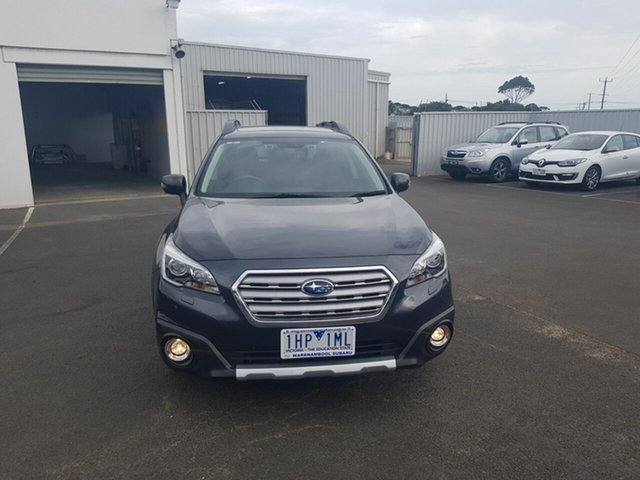 Used Subaru Outback, Warrnambool East, 2016 Subaru Outback Wagon