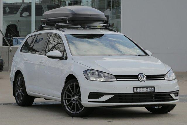 Used Volkswagen Golf 110TSI DSG Trendline, Waitara, 2018 Volkswagen Golf 110TSI DSG Trendline Hatchback