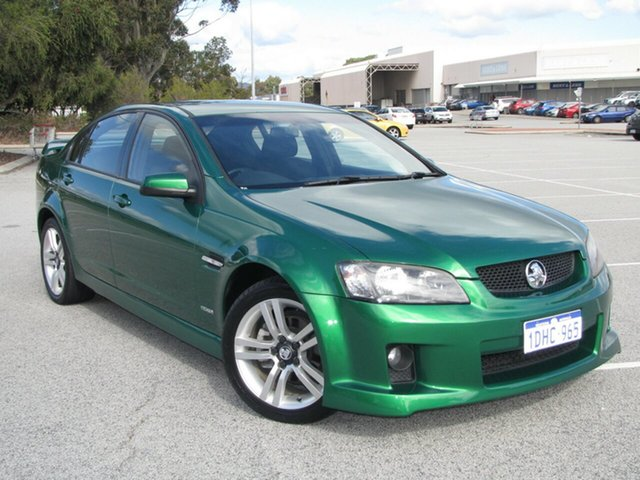 Used Holden Commodore SV6, Maddington, 2010 Holden Commodore SV6 Sedan