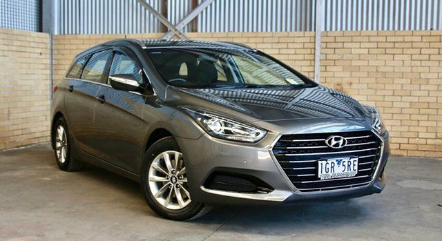 Used Hyundai i40 Active Tourer D-CT, Thomastown, 2016 Hyundai i40 Active Tourer D-CT Wagon
