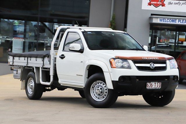 Used Holden Colorado LX 4x2, Indooroopilly, 2009 Holden Colorado LX 4x2 Cab Chassis