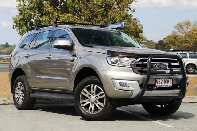 Used Ford Everest Trend 4WD, Indooroopilly, 2016 Ford Everest Trend 4WD Wagon