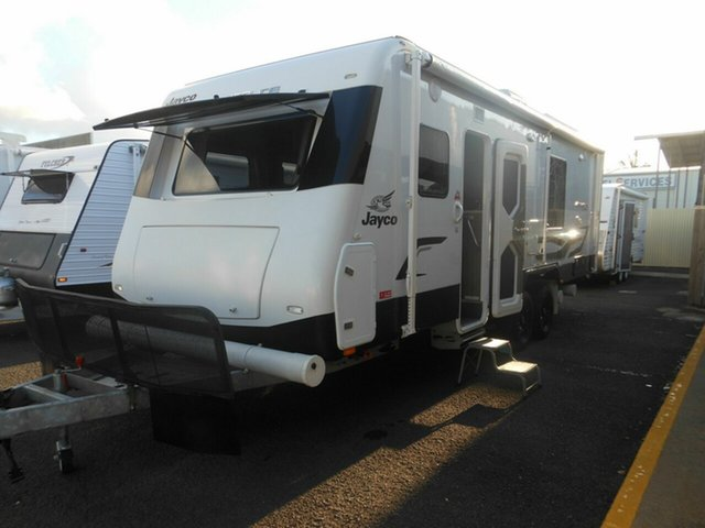Used Jayco Silverline Outback 24.75-2, Pialba, 2015 Jayco Silverline Outback 24.75-2 Caravan
