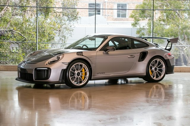 Used Porsche 911 GT2 PDK RS, Waterloo, 2018 Porsche 911 GT2 PDK RS Coupe