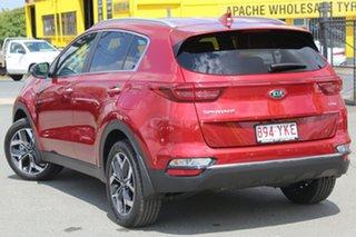 2018 Kia Sportage SLi AWD Wagon.