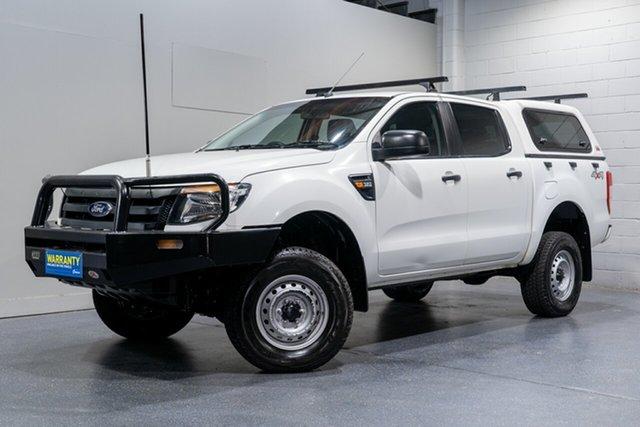 Used Ford Ranger XL 3.2 (4x4), Slacks Creek, 2013 Ford Ranger XL 3.2 (4x4) Dual Cab Utility