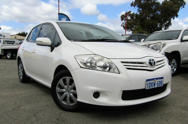 Used Toyota Corolla Ascent, Bellevue, 2010 Toyota Corolla Ascent Hatchback