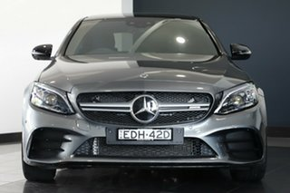 2018 Mercedes-Benz C-Class C43 AMG 9G-Tronic 4MATIC Sedan.