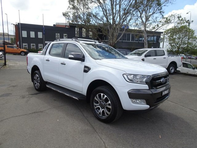 Used Ford Ranger Wildtrak Double Cab, Nowra, 2017 Ford Ranger Wildtrak Double Cab Utility