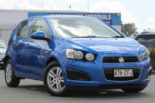 2015 Holden Barina CD Hatchback.