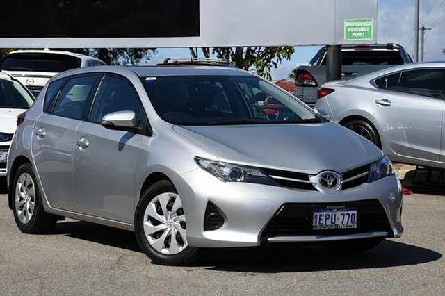 Used Toyota Corolla Ascent, Mandurah, 2014 Toyota Corolla Ascent Hatchback