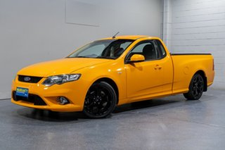2008 Ford Falcon XR6 Utility.