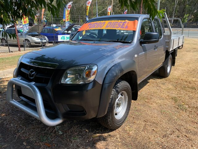 Used Mazda BT-50 B3000 Freestyle DX+, Clontarf, 2009 Mazda BT-50 B3000 Freestyle DX+ Cab Chassis