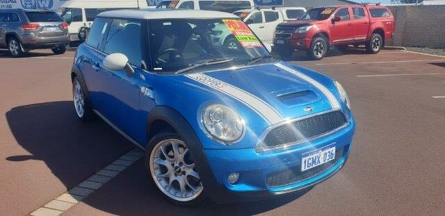 Discounted Used Mini Hatch Cooper S, East Bunbury, 2008 Mini Hatch Cooper S Hatchback