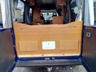 2004 Fiat Ducato LWB Van.