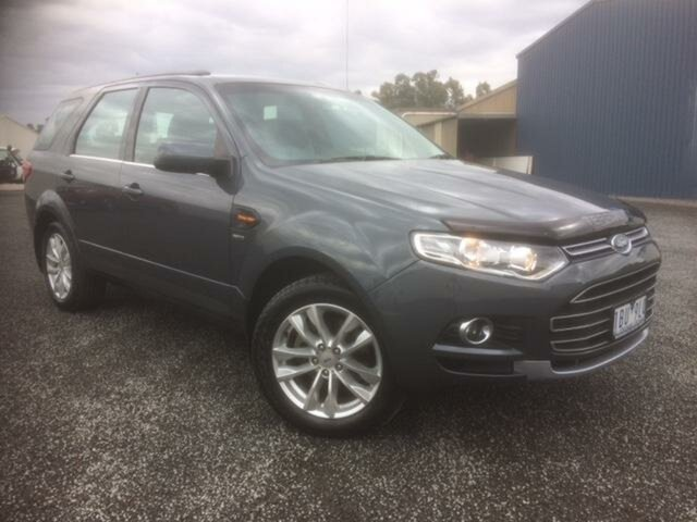 Used Ford Territory TS (4x4), Wangaratta, 2014 Ford Territory TS (4x4) Wagon