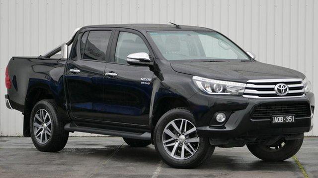 Used Toyota Hilux SR5 (4x4), Sebastopol, 2016 Toyota Hilux SR5 (4x4) Dual Cab Utility