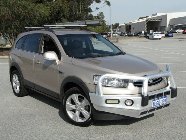 Used Holden Captiva 7 AWD CX, Maddington, 2012 Holden Captiva 7 AWD CX Wagon
