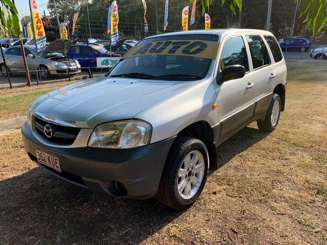 Used Mazda Tribute Limited Traveller, Clontarf, 2002 Mazda Tribute Limited Traveller Wagon