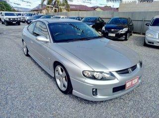 2002 Holden Monaro CV8 Coupe.
