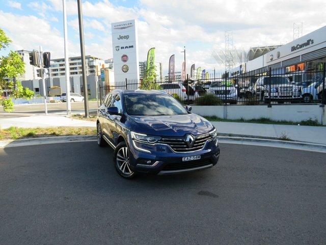 Used Renault Koleos Intens X-tronic, Wickham, 2017 Renault Koleos Intens X-tronic Wagon