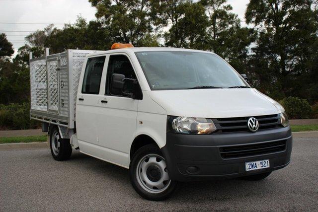 Used Volkswagen Transporter TDI400 LWB DSG, Officer, 2013 Volkswagen Transporter TDI400 LWB DSG Cab Chassis