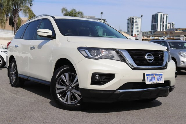 Used Nissan Pathfinder ST-L (4WD), Northbridge, 2019 Nissan Pathfinder ST-L (4WD) Wagon