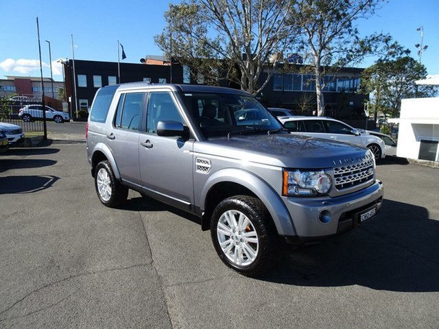 Used Land Rover Discovery 4 TDV6, Nowra, 2013 Land Rover Discovery 4 TDV6 Wagon