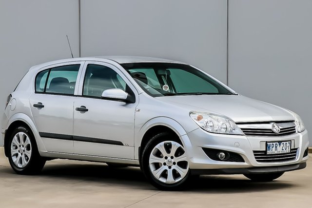 Discounted Used Holden Astra 60th Anniversary, Pakenham, 2008 Holden Astra 60th Anniversary Hatchback