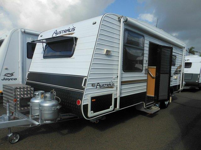 Used AUSTRALIS Lindeman, Pialba, 2012 AUSTRALIS Lindeman Caravan