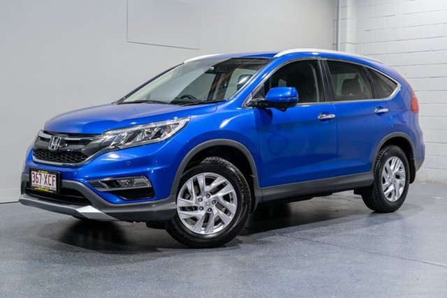 Used Honda CR-V VTi-S (4x2), Slacks Creek, 2016 Honda CR-V VTi-S (4x2) Wagon