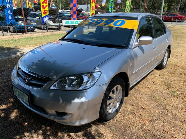Used Honda Civic GLi, Clontarf, 2005 Honda Civic GLi Sedan