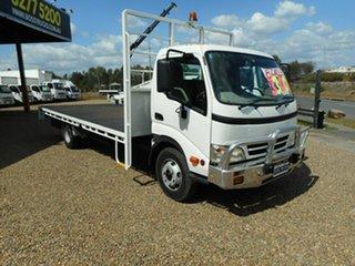 2010 Hino 916 Tray Truck.