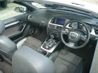 2010 Audi S5 S Tronic Quattro Cabriolet.