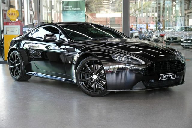 Used Aston Martin V8 Vantage Sportshift II S, North Melbourne, 2012 Aston Martin V8 Vantage Sportshift II S Coupe