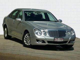 2007 Mercedes-Benz E280 CDI Elegance Sedan.