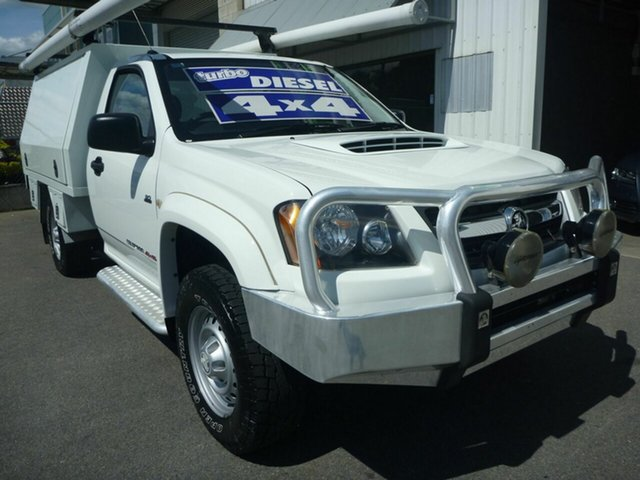 Used Holden Colorado LX, Edwardstown, 2010 Holden Colorado LX Cab Chassis
