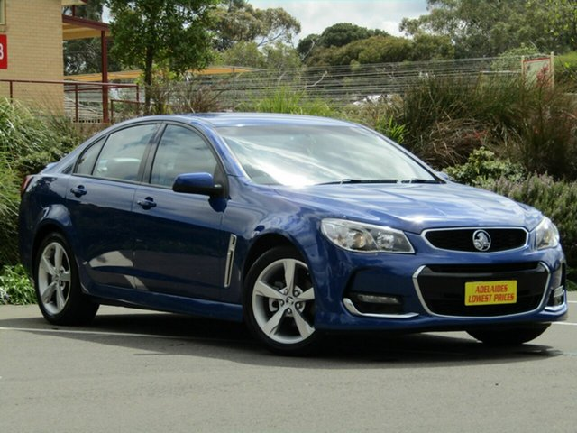 Used Holden Commodore SV6, Enfield, 2016 Holden Commodore SV6 Sedan