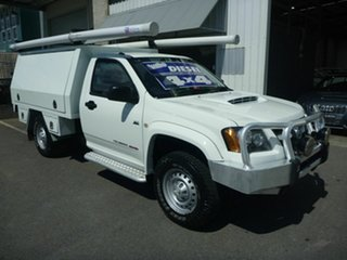 2010 Holden Colorado LX Cab Chassis.
