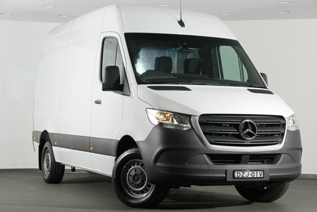 Demonstrator, Demo, Near New Mercedes-Benz Sprinter 314CDI Low Roof MWB 7G-Tronic + RWD, Narellan, 2018 Mercedes-Benz Sprinter 314CDI Low Roof MWB 7G-Tronic + RWD Van
