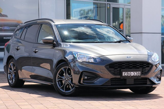 Discounted Used Ford Focus ST-Line, Warwick Farm, 2018 Ford Focus ST-Line Wagon