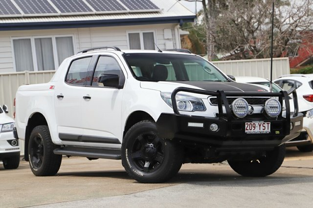 Used Holden Colorado Z71 Crew Cab, Indooroopilly, 2016 Holden Colorado Z71 Crew Cab Utility