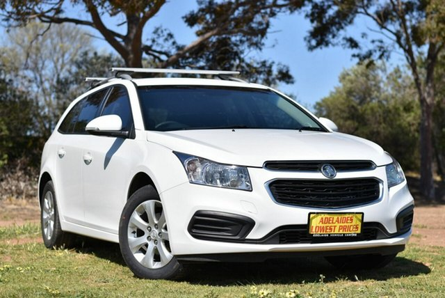 Used Holden Cruze CD Sportwagon, Enfield, 2015 Holden Cruze CD Sportwagon Wagon