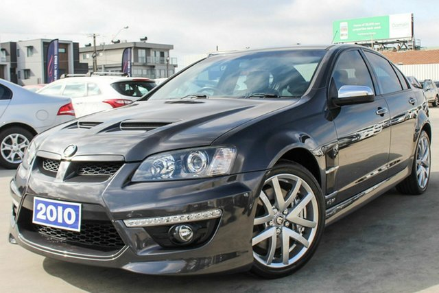 Discounted Used Holden Special Vehicles ClubSport GXP, Coburg North, 2010 Holden Special Vehicles ClubSport GXP Sedan