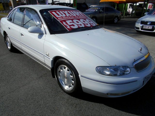 Used Holden Caprice, Slacks Creek, 1999 Holden Caprice Sedan