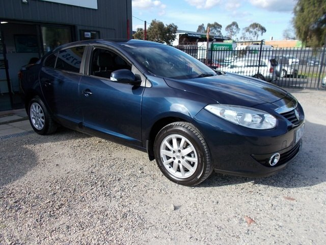 Used Renault Fluence Dynamique, Bayswater, 2013 Renault Fluence Dynamique Sedan