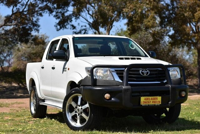 Used Toyota Hilux SR Double Cab, Enfield, 2013 Toyota Hilux SR Double Cab Utility