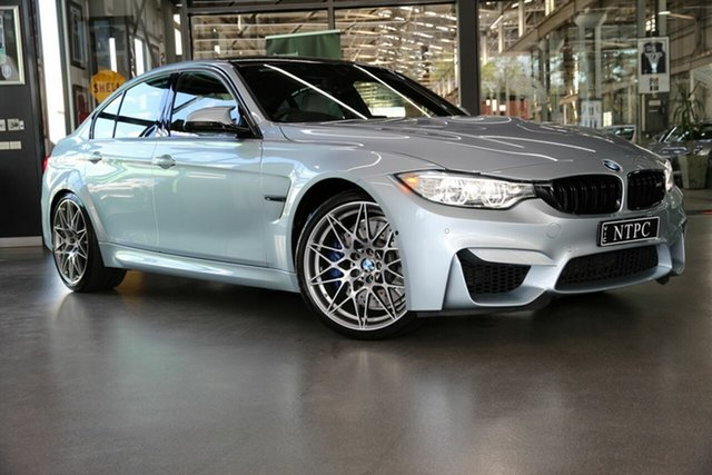 Used BMW M3 Competition M-DCT, North Melbourne, 2016 BMW M3 Competition M-DCT Sedan